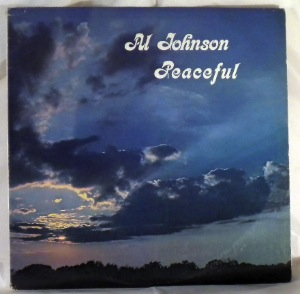 AL JOHNSON - Peaceful - 33T