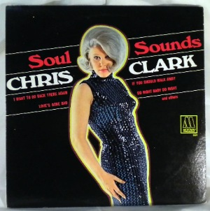 CHRIS CLARK - Soul sounds - LP