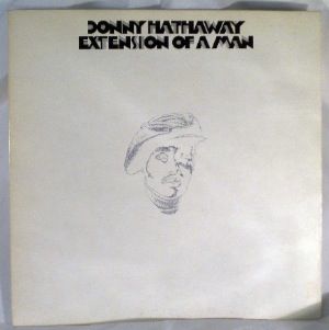 DONNY HATHAWAY - Extension of a man - LP