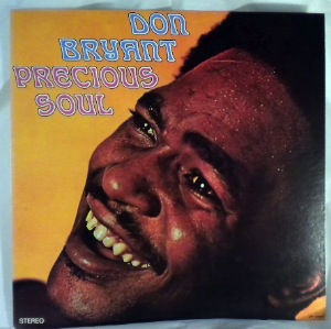 DON BRYANT - Precious soul - LP