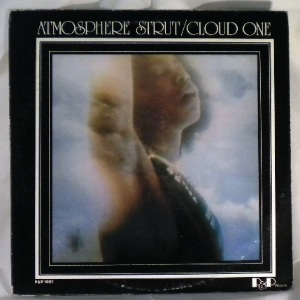CLOUD ONE - Atmosphere strut - LP