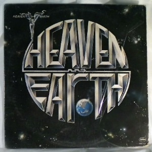 HEAVEN AND EARTH - Same - LP