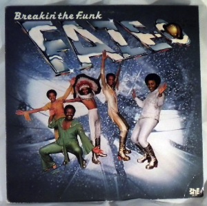 FAZE-O - Breakin' the Funk - LP