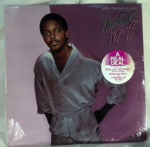 MICHAEL WYCOFF - Love conquers all - 33T