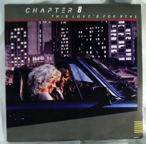 CHAPTER 8 - This love's for real - LP