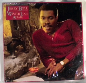 JERRY BELL - Winter love affair - LP