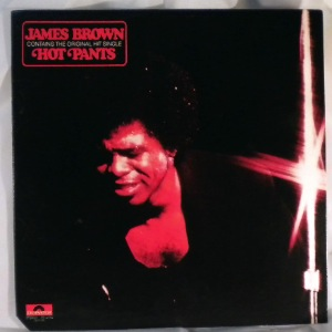 JAMES BROWN - Hot Pants - LP