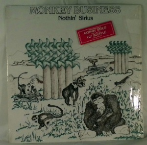 MONKEY BUSINESS - Nothin' Serious - LP