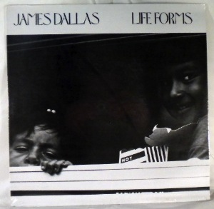 JAMES DALLAS - Life Forms - LP