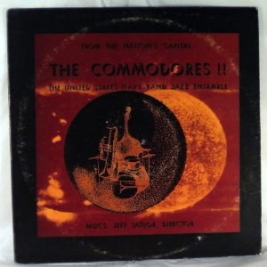 THE COMMODORES - Same - LP