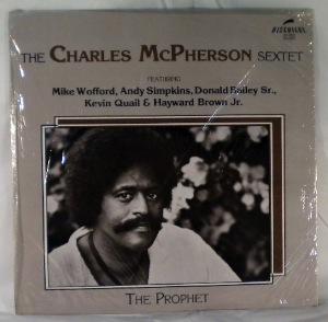 THE CHARLES MCPHERSON SEXTET - The Prophet - LP
