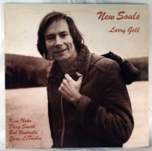 LARRY GELB - New Souls - LP