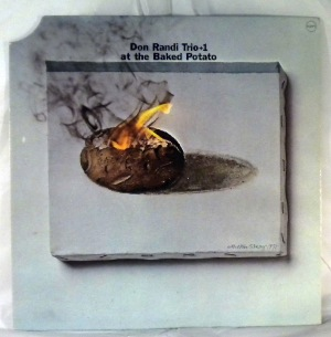 DON RANDI TRIO + 1 - At The Baked Potato - LP