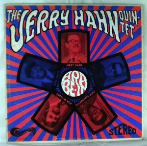THE JERRY HAHN QUINTET - Ara-Be-In - LP