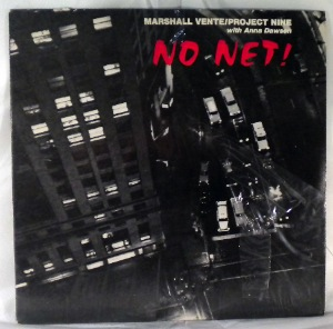 MARSHALL VENTE PROJECT NINE WITH ANNA DAWSON - No Net! - LP