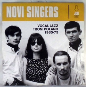 NOVI SINGERS - Vocal Jazz From Poland 1965-75 - LP