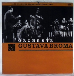 ORCHESTR GUSTAVA BROMA - Same - LP