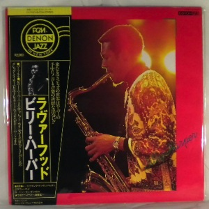 BILLY HARPER - Soran-Bushi, B.H. - LP
