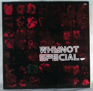 VARIOUS - Whynot special - LP