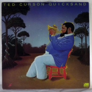 TED CURSON & COMPANY - Quicksand - LP