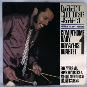 ROY AYERS QUARTET - Comin' Home Baby - LP