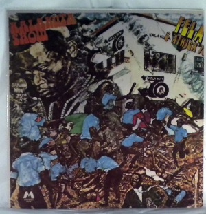 FELA KUTI & THE AFRICA 70 - Kalakuta show - LP