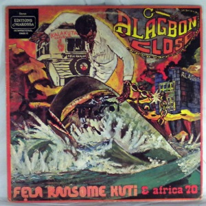 FELA KUTI - Alagbon Close - LP