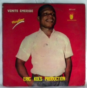 VENITE EMERIBE - Neighbour - LP
