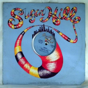 SUGAR HILL GANG - Apache - 12 inch 45 rpm
