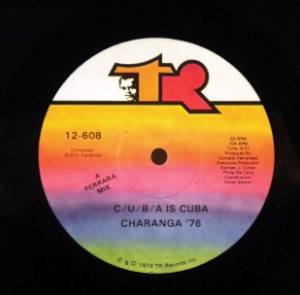 CHARANGA 76 - Good times - 12 inch 45 rpm