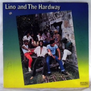 LINO AND THE HARDWAY - Same - LP
