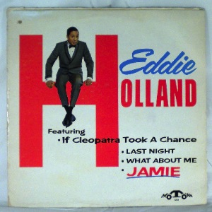EDDIE HOLLAND - Jamie - LP