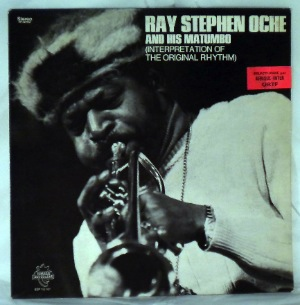 RAY STEPHEN OCHE - Interpretation Of The Original Rhythm - 33T