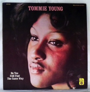 TOMMIE YOUNG - Do You Still Feel The Same Way - LP