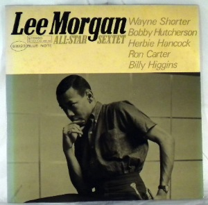 LEE MORGAN ALL-STAR SEXTET - Same - LP