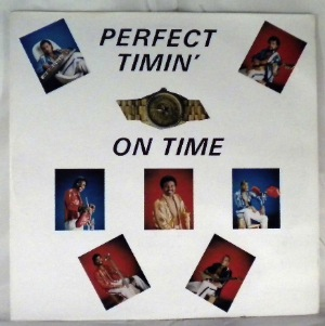 PERFECT TIMIN' - On time - LP