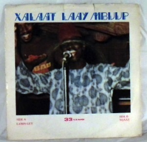 ORCHESTRE BAOBAB - Lamin Gey / Nijaay - 45T (SP 2 titres)