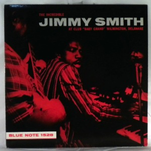 JIMMY SMITH - At Club 'Baby Grand' Wilmington, Delaware - LP