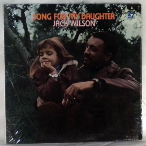 JACK WILSON - Song For My Daughter - LP