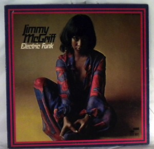 JIMMY MCGRIFF - Electric Funk - LP