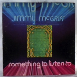 JIMMY MCGRIFF - Something To Listen To - LP
