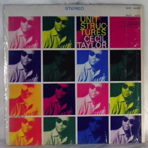 CECIL TAYLOR - Unit Structures - LP