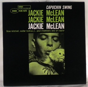 JACKIE MCLEAN - Capuchin Swing - LP