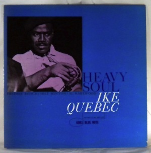 IKE QUEBEC - Heavy Soul - LP