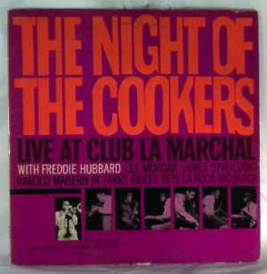 FREDDIE HUBBARD - The Night Of The Cookers Volume 1 - LP