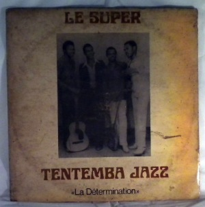 LE SUPER TENTEMBA JAZZ - La determination - LP