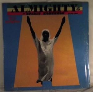 SPIRIT KONEKSON - Almighty - LP