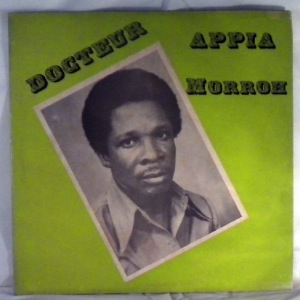 DOCTEUR APPIA MORROH - Same - LP