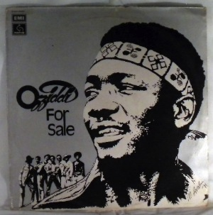 SONNY OKOSUN - Ozziddi for sale - LP