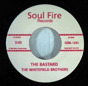 THE WHITEFIELD BROTHERS - In The Raw / The Bastard - 7inch (SP)
